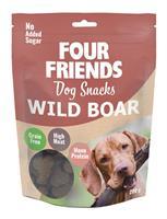 Four Friends Dog Snacks Wild Boar 200 g
