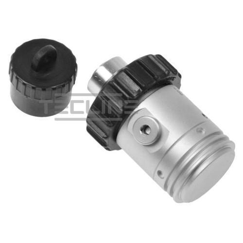 Kompakt 1:trinn m/overtrykksventil