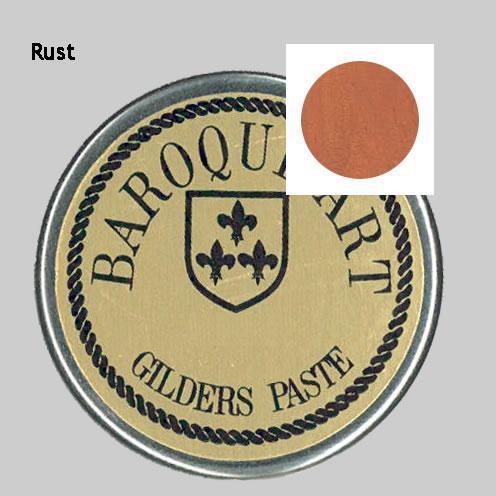 Gilders paste rust