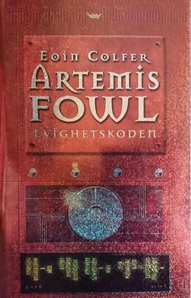 Artemis Fowl - Evighetskoden (Hardback)