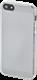 Transparent silikondeksel til iPhone 5