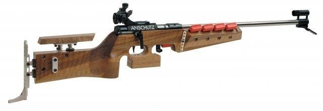 Anschutz 1827 Fortner Sprint 16mm