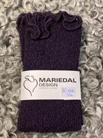 Pulsvärmare mossa Mörk lila (20) Mariedal design
