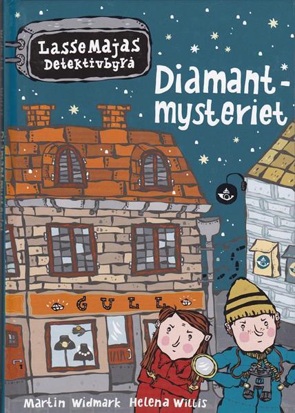 LasseMajas Detektivbyrå: Diamantmysteriet