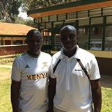 Robert Simiyu & Eric Mondi