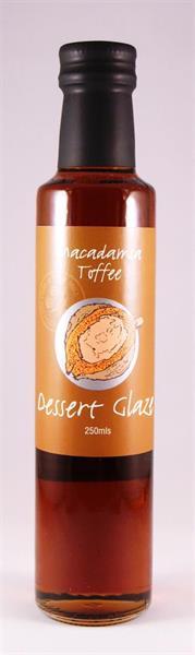 Macadamia Toffee Dessert Glaze 250ml