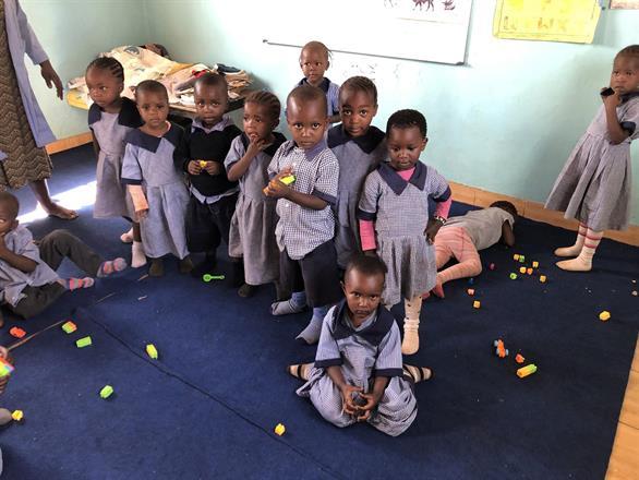 Kibera Nursary - Baby Class