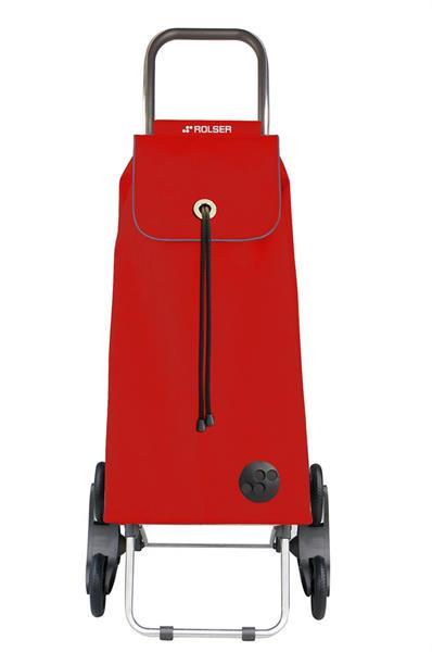 Shoppingvagn Rolser RD6 Logic MF rojo