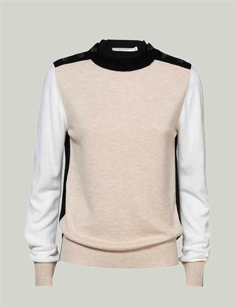 Summum Woman Turtle neck Sweater, Alpaca