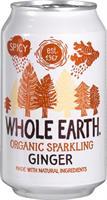 Whole Earth Inkivääri limu 330 ml, luomu