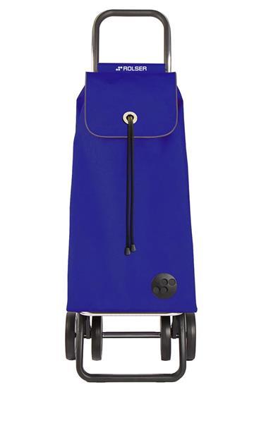 Shoppingvagn Rolser 2+2 Logic MF azul