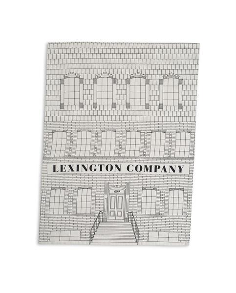 Lexington House Kitchen Towel, White