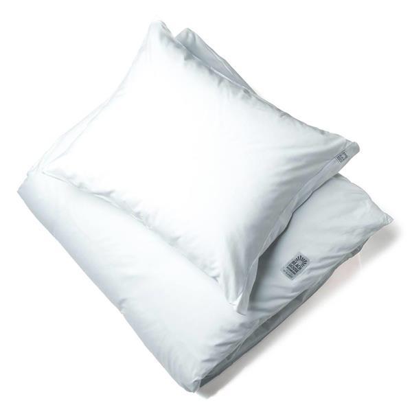 Beach House Pillowcase, Plain White