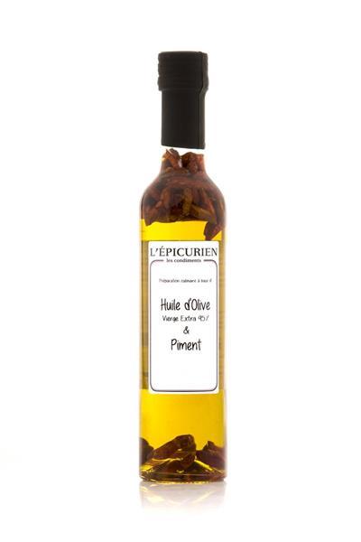 Olive Oil & Chili 250ml