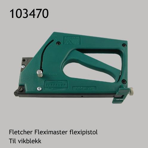 Fletcher fleximaster flexipistol