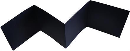Dragspelslängd svart neutral