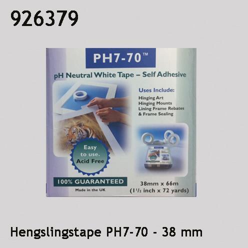 Hengslingstape PH7-70 38 mm