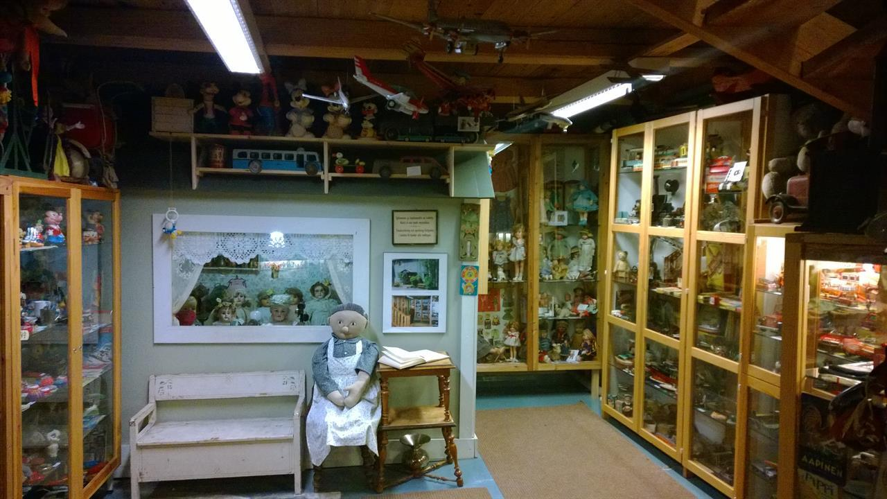 Doll and Toy museum Kuva: Jorma Söderlund