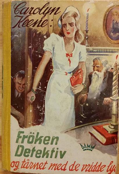 Frøken Detektiv (#08) - og tårnet med de vridde ly