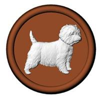 Plastform CK West Highland Terrier