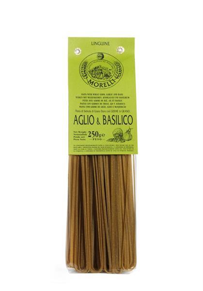 Linguine Aglio & Basilico 250g