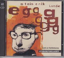 Egggg (LYDBOK)