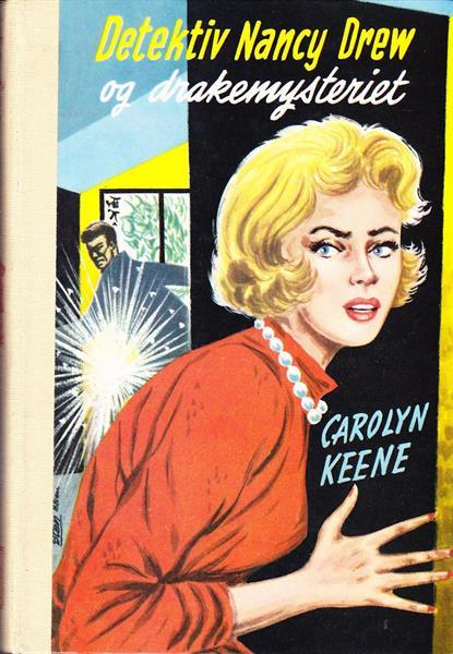Detektiv Nancy Drew (#38) - og drakemysteriet