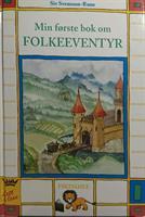 Min første bok om FOLKEEVENTYR