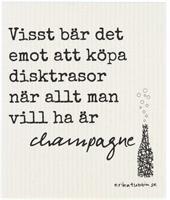 Disktrasa Champagne Erika Tubbin