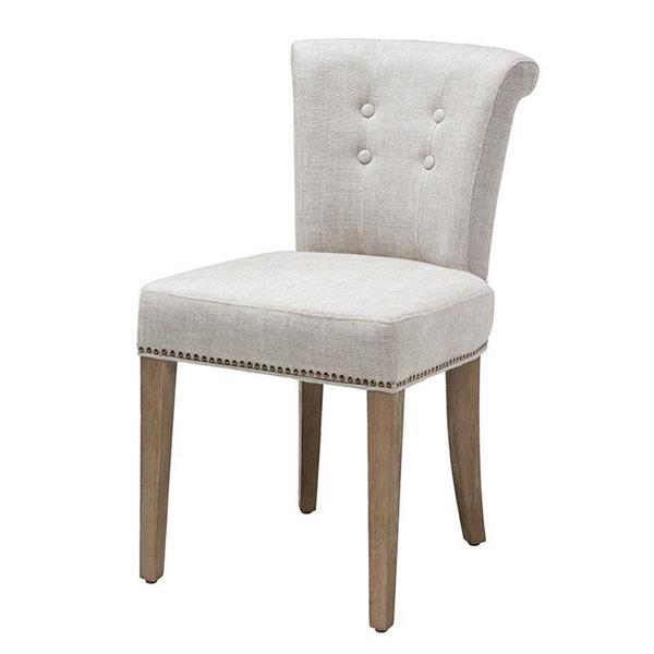 Eichholtz Dining Chair Key Largo, Off-White/Linen