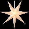 Julstjärna Sensy Star 100cm vit Star Trading