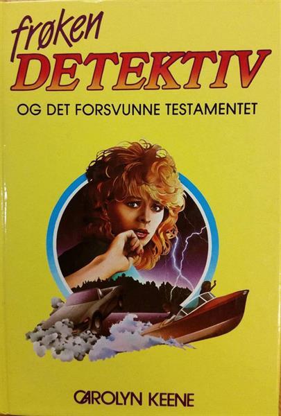 Frøken Detektiv (#01) - og det forsvunne testament