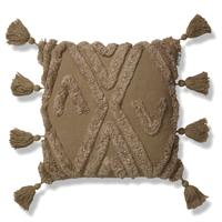 Classic Collection Copenhagen Cushion Cover, Tan