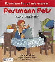 Postmann Pats store kunstverk