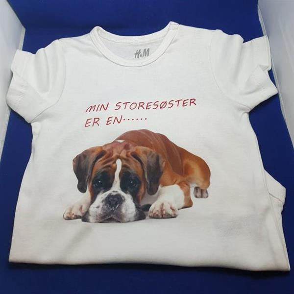 Baby-body-storesøster/bror