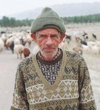 Gjeter fra Qashqai-stammen