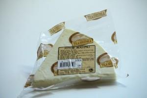 Salaattijuusto vakuumissa valkosipuli 150 g