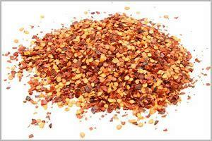 Chilirouhe siemenillä 150 g, luomu