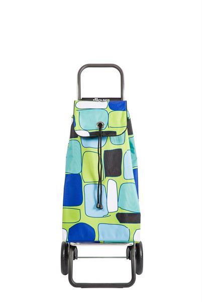 Shoppingvagn Rolser RD6 Logic Bancal verde