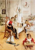 På juldagsmorgon Reproduktion