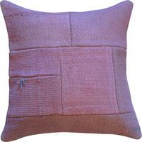 Anatolian kelim cushion cover