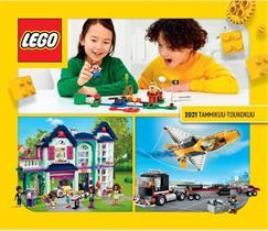 Selaa tästä: Lego katalogi 2021 tammikuu-toukokuu