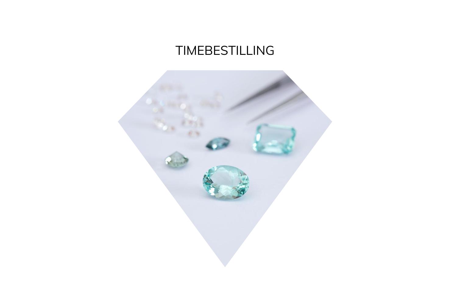 TIMEBESTILLING / JUVELER MSJ
