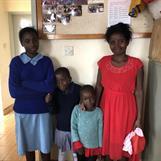 Welma & Rebecca family