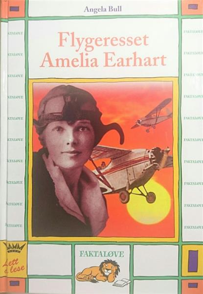 Flygeresset Amelia Earhart
