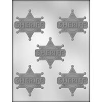 Plastform CK Sheriff Badge