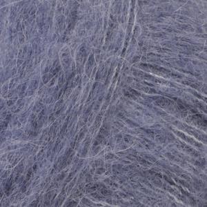 Brushed Alpaca Silk Jeansblå