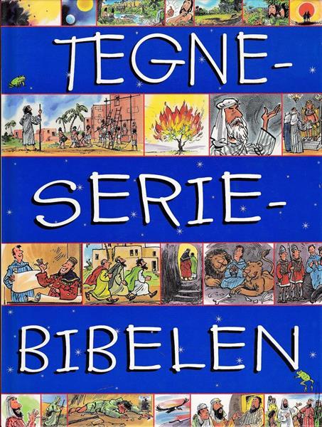 Tegneserie-bibelen