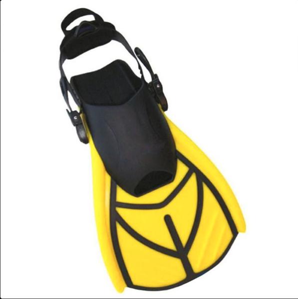 Svømmeføtter, Shredder SAR Gule, Large
