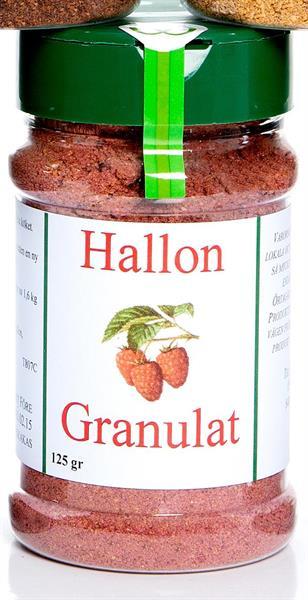 Granulat Hallon 125g krydd